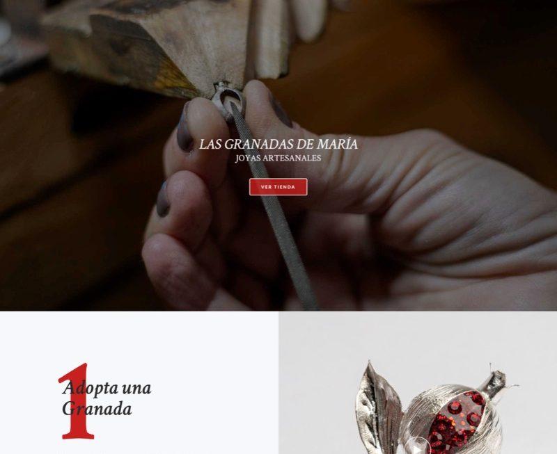 Las Granadas de María - Webshop - 800x653